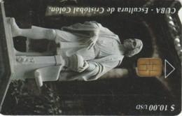 PHONE CARD CUBA (E61.22.4 - Cuba