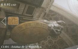 PHONE CARD CUBA (E61.22.3 - Cuba