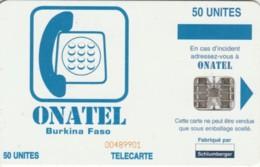 PHONE CARD BURKINA FASO (E61.15.5 - Burkina Faso