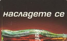 PHONE CARD BULGARIA COCACOLA (E61.20.2 - Bulgarie
