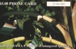 PHONE CARD BAHAMAS (E61.17.1 - Bahamas