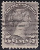 Canada  .  SG   .   97     .  11½x12         .    O      .   Cancelled.   /   .  Oblitéré - Gebraucht