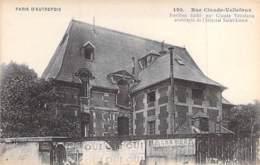 75 - PARIS 10 ème ( Série PARIS D'AUTREFOIS ) Rue Claude Vellefaux ( Pavillon édifié L'Architecte De L'Hopital ST LOUIS - Sonstige