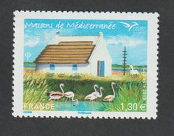 TIMBRE - 2018 - N° 5246   - Euromed Postal , Maison De Gardian  - Neuf Sans Charnière - - France