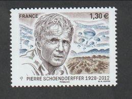 TIMBRE - 2018 - N° 5265   -  Personnalité  , Pierre Schoendoerffer  - Neuf Sans Charnière - - France