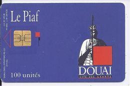 CARTE DE STATIONNEMENT - Le Piaf - DOUAI - 100 UNITES - France