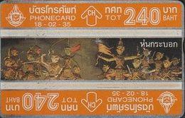 361/ Thailand; P10. Handycraft 4, 204D - Thaïlande