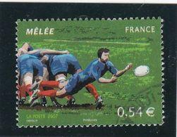 FRANCE Oblitéré N° 4063  - REF MS + Cachet Rond - France