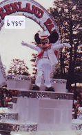 Télécarte Japon * 110-011 *  MICKEY MOUSE (6485) PHONECARD JAPAN - Disney