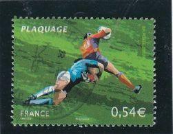 FRANCE Oblitéré N° 4071  - REF MS + Cachet Rond - France