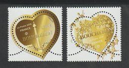 TIMBRE - 2019 - N° 5292/93  - Saint Valentin  , Cœur Boucheron -   Neuf Sans Charnière - - Nuovi