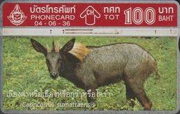 370/ Thailand; P50. Wild Life 3, 364B - Thaïlande