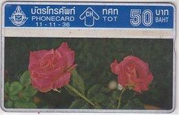 375/ Thailand; P78. Roses 2, 330D - Thaïlande