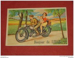 LIEGE   - Bonjour De Liège - Liege