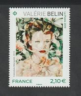 TIMBRE - 2019 - N° 5301  - Série Artistique ,Valerie Belin  -   Neuf Sans Charnière - - Färöer Inseln
