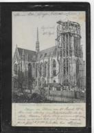 AK 0516  Speyer Am Rhein - Gedächtniskirche Der Protestation Von 1529 Im Bau Begriffen Um 1902 - Eglises Et Cathédrales