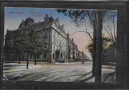 AK 0516  Mannheim - Kaiserring Mit Park-Hotel Um 1922 - Mannheim