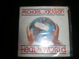 MICHAEL JACKSON HEAL THE WORLD - Rock