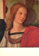 Art - Peinture - Raphael - Ange - CPM - Voir Scans Recto-Verso - Peintures & Tableaux