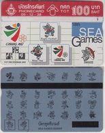 392/ Thailand; P210. Sea Games 9, 527D - Tailandia