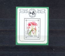 CISKEI - MNH - FLORA - FLOWERS - MI.NO.BL 3 - CV = 4,20 € - Ciskei