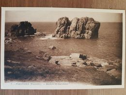 Porspoder.rochers De Garchines N°7 - Francia