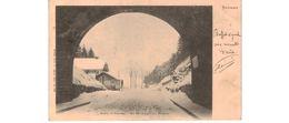 88 / Bussang   / Dans Le Tunnel En Regardant La France - Bussang