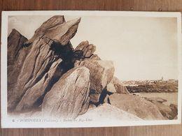 Porspoder.rocher Du Beg Huel N°6 - Francia