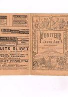 Moniteur Du Jeune âge 11e A N°23 Mme Bellier Marie Klecker André Surville Sophie Hue Conte De M.B.K  Illus. Michelet C.W - Bücher, Zeitschriften, Comics