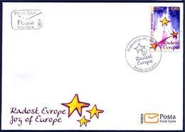 2012 FDC, International Kids Meeting, Joy Of Europe, Montenegro, MNH - Montenegro