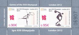 2012 Olympic Games, London England, Montenegro, MNH - Montenegro