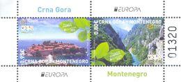 2012 Visit Montenegro, Block, Montenegro, MNH - Montenegro