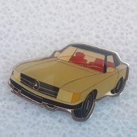 PINS MERCEDES MODELE N°47 - Mercedes