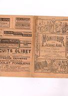 Moniteur Du Jeune âge 11e A N°22 Mme Bellier Marie Klecker  Chant De M.B.K  Pape-Carpentier Illus. Michelet Arold Cappuy - Bücher, Zeitschriften, Comics