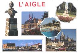 61 - L'Aigle : Vues Diverses De La Ville - L'Aigle