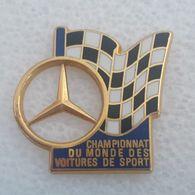 PINS MERCEDES  ARTHUS BERTRAND MODELE N°55 - Mercedes