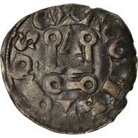 Monnaie, France, Provence, Alphonse De Poitiers, Denier, C. 1250-1270 - 476-1789 Monnaies Seigneuriales