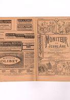 Moniteur Du Jeune âge 11e A N°20 Mme Bellier Marie Klecker André Surville Sophie Hue  Illus. Michelet REH ? - Bücher, Zeitschriften, Comics
