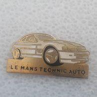 PINS MERCEDES LE MANS TECHNIC AUTO MODELE N°56 - Mercedes