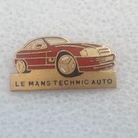 PINS MERCEDES LE MANS TECHNIC AUTO MODELE N°57 - Mercedes