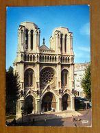 Francia NICE L'Eglise Notre-Dame CARTOLINA Non Viaggiata - Monuments
