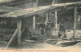 Lamanére Les Mines Les Puits Le Treuil Le Triage Du Mineral - Frankreich