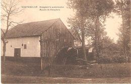 827) Houthaelen  - Haagdoorn's Watermolen - Houthalen-Helchteren