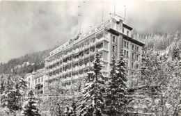Leysin - Hôtel Mont Blanc - VS Valais