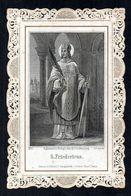 Merlettato/lace: San FEDERICO - R/B - Ed: Serz & Co. - Norimberga - XIX Sec. - Religion & Esotérisme