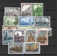 URSS - 1947 - N. 1121/35 USATI (CATALOGO UNIFICATO) - 1923-1991 USSR