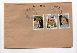 MK820 - PENRHYN 1973 Marriage Anna  FDC (2380A) - Penrhyn