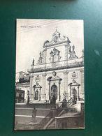 MODICA (RAGUSA)  CHIESA S. PIETRO  1928 - Modica