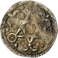 Monnaie, Belgique, Flandre, Anonymes, Maille, C. 1180-1220, Ypres, TTB, Argent - Belgique