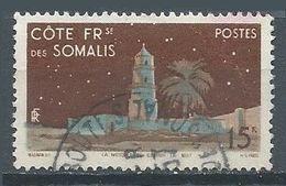 Cote Des Somalis YT N°280 Mosquée De Djibouti Oblitéré ° - Oblitérés